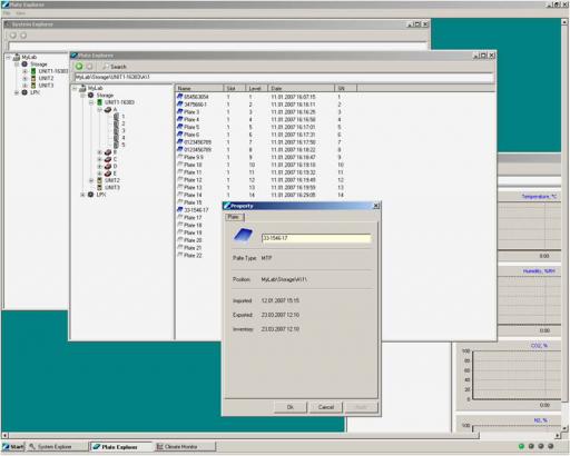 Interface stt1000